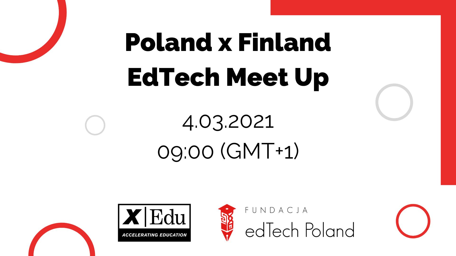 Poland x Finland EdTech Meet Up