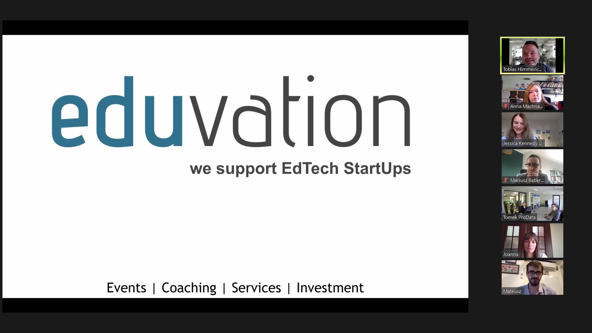 Webinar z o niemieckim rynku EdTech