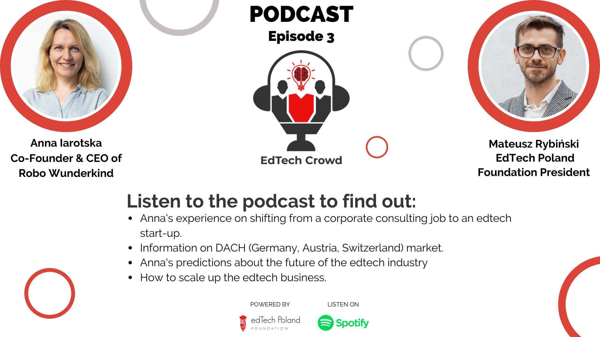 EdTech Crowd Podcast